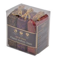 Finest Indian Teas Trio - Darjeeling- Nilgiri  Assam 3x50gm