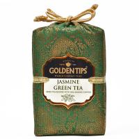 Jasmine Green Tea - Royal Brocade Cloth Bag
