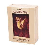 Pride Of Darjeeling - Rare First Flush Tea - Pinewood Box