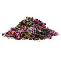 Rose Fennel Turmeric Green Tea 100gm