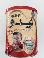 Nestle nido powder milk with red cover
