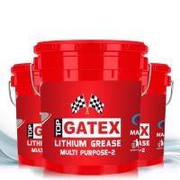 Top gatex multipurpose lithium grease mp2