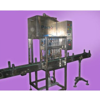 Semi - Automatic Gravity Level  Filling Machine