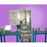 Semi - Automatic Pale Weigh Filling Machine