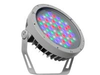 Microparade 24 rgbw outdoor light