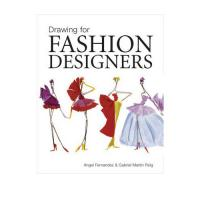 English Books - Drawing For Fashion Designers