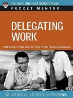 English books - delegating work