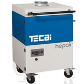 Hepair 2500-dust vacuum equipment