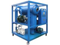 Offer high vacuum transformer oil purifier machine