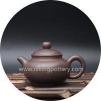 Miniature Antique Pot Qinzhou Nixing Pottery Pure Handmade Nixing Pot 100cc Small Teapot
