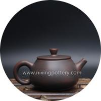 Teapot Nixing Pottery Teapot Hand Painting Tea Ware Money Comes Everyday Tea Set