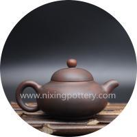 Ceramic Tea Pot Huaying Teapot Hand Painting Nixing Pottery Tea Ware