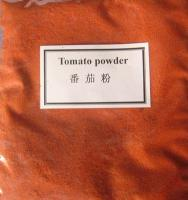 Pure spray dried tomato powder
