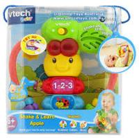 Vtech apple rattle vt uk