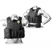 AA Shield IA-LETC  Law Enforcement Tactical Carrier bullet proof vest