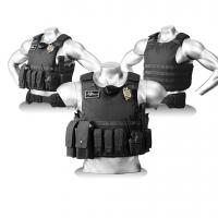 AA Shield Bullet proof and Stab Resistant Body Armor Vest