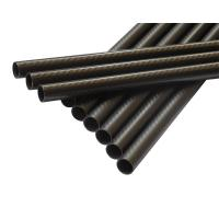 Wholesale Best Price Different size Twill Matte 3K carbon tube Carbon fiber pipe_7