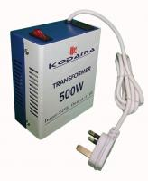KODAMA Transformer 220V to 110V Power Converter 500 Watt KDT500W
