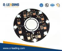 High power led aluminum pcb china  PCB factory who export the goods to Europ