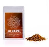 Spicy turmeric chicory chai
