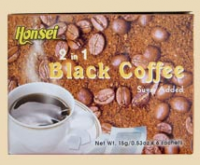 2 in 1 black coffee