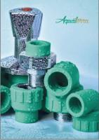 PPR Pipes and Fittings for Hot/Cold Tap Water and Heating Systems