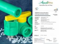 PPR Pipes and Fittings for Hot/Cold Tap Water and Heating Systems_3