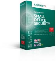KASPERSKY SMALL OFFICE SECURITY 10+1USER
