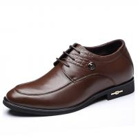 Skyeshopping Height Increasing Shoes Men Elevator Leather Shoes Formal Dress Shoes_11