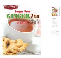 Sugar Free Ginger Tea 10's