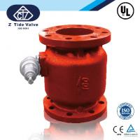 Ul-listed pressure reducing valve