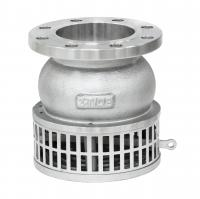 Foot Valve with Clean Lever
