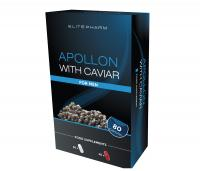 Apollon with caviar for men
