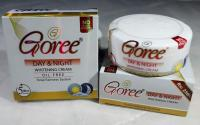 Day and night whitening cream