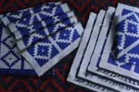 Table mats 7 pcs set