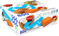 Biscuit with Coconut Taste Topped with Sugar Model 800