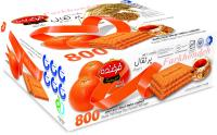 Biscuit with Orange Taste Topped with Sugar Model 800