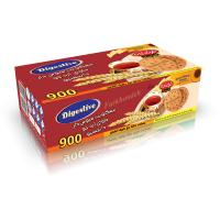 Whole Wheat Biscuit Containing Barley Flour Model 900