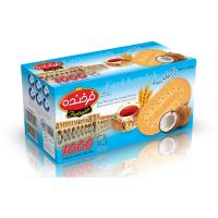 Biscuit with Coconut Taste Topped with Sugar Model 1000