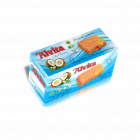 Biscuit with Coconut Taste Topped with Sugar - Family Model