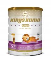 Kings kuma infant formula step 1 (0-6 months)