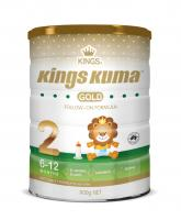 Kings kuma infant formula step 2 (6-12 months)