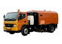 Road sweeper rsr 6000