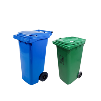 Garbage bin with wheel & Pedal HC-GB105/202