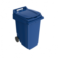 Garbage bin with wheel & Pedal