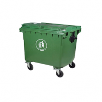 Garbage bin with wheel GC-48