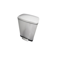 Stainless Steel Dustbin with Pedal