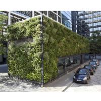 Resilience & sustainability living wall systems