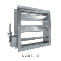 K-VCD-AL-100 Volume Control Damper