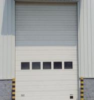 Aluminum Alloy Rolling Shutter Door
